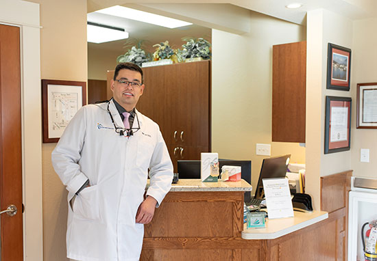 Dr. Ken Lim Welcomes New Patients to Our Dental Office in Centralia, WA - Cascade Family Dental Center