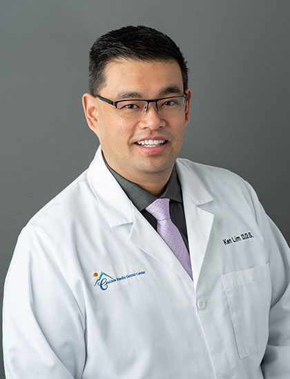 Ken Lim DDS - Dentist in Centralia, WA - Cascade Family Dental Center